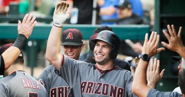 Arizona Diamondbacks first baseman Paul Goldschmidt (
