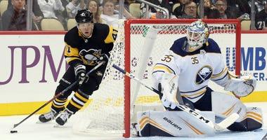 Daniel Sprong vs. Sabres