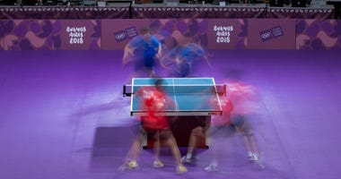 Table tennis in Olympics