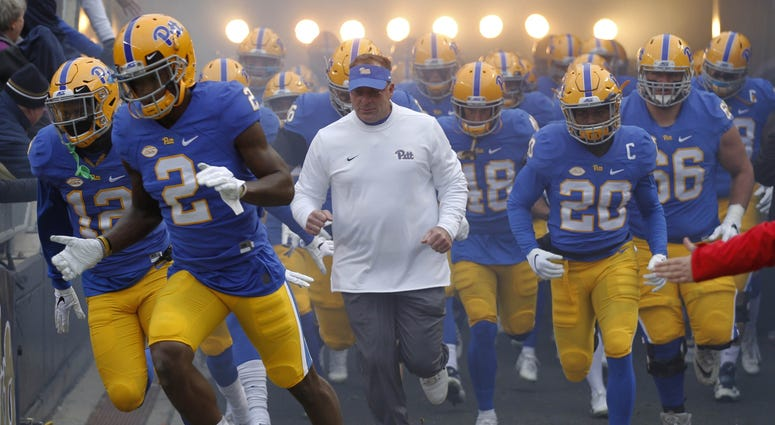 Pitt's Revised Football Schedule Released