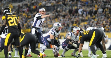 Patriots v. Steelers