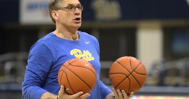 Pitt assistant Tim OToole