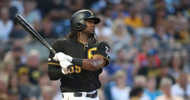 Pittsburgh Pirates first baseman Josh Bell