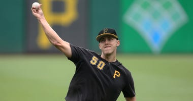 Mackey: Taillon And Pirates Donating Lunch To Allegheny General Hospital Workers