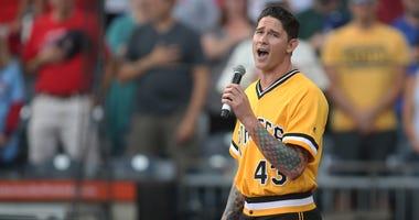 Steven Brault Singing