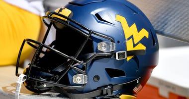 West Virginia Football Helmet