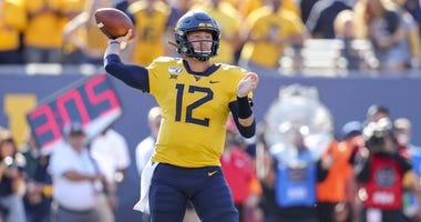 West Virginia QB