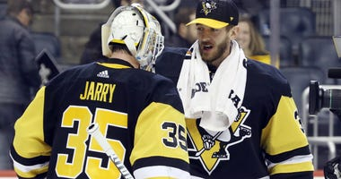 Tristan Jarry & Matt Murray