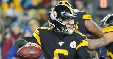 Devlin Hodges Pittsburgh Steelers