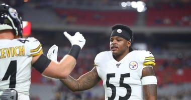 Devin Bush Pro Bowl Pittsburgh Steelers