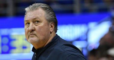 Bob Huggins West Virginia