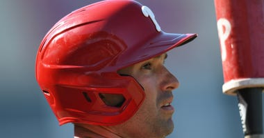 Neil Walker with the Phillies
