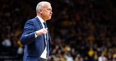 Penn State Men's Basketball coach Patrick Chambers