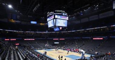Chesapeake Energy Arena