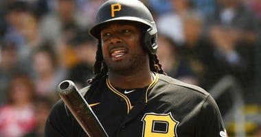 Pirates 1B Josh Bell