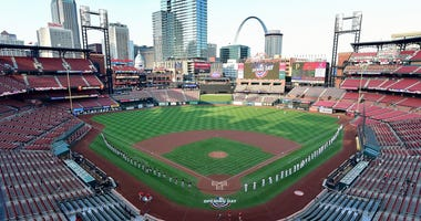 2020 Opening Day in St. Louis