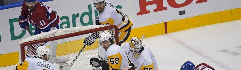Pittsburgh Penguins v. Montreal Canadiens