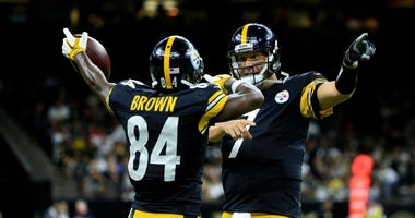 ben roethlisberger - antonio brown