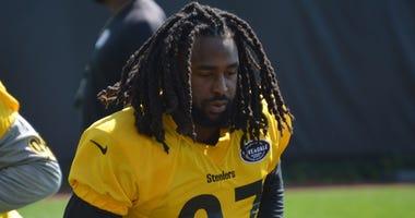 JJ Wilcox Steelers safety