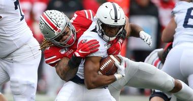 Penn State vs Ohio State