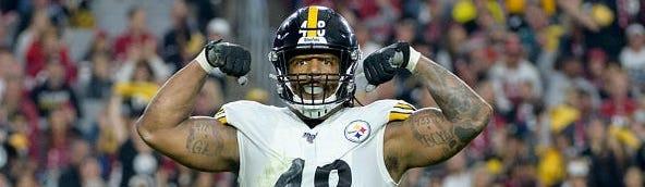 Bud Dupree, Pittsburgh Steelers