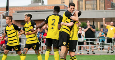 Riverhounds SC Roaring Into The Playoffs On Top Of The East