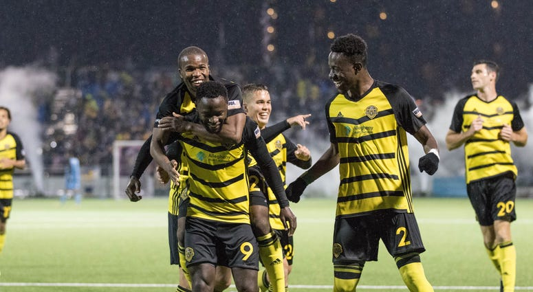 Hounds Moving On In USL Playoffs After Drubbing Of Birmingham