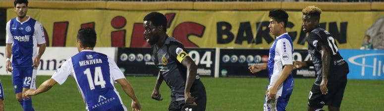 Riverhounds SC Clinch Playoff Berth With 2-0 Win Over Penn FC