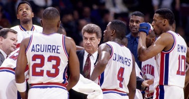 1991-92 Detroit Pistons
