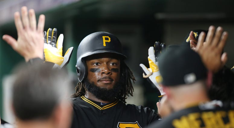 Pirates First Baseman Josh Bell