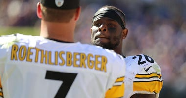 Ben Roethlisberger and Le'Veon Bell
