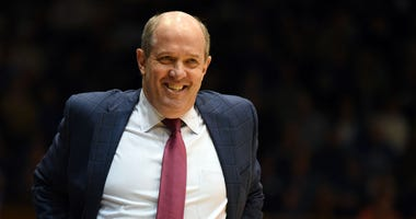 Pitt Panthers head coach Kevin Stallings