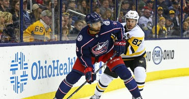 Penguins Vs Blue Jackets