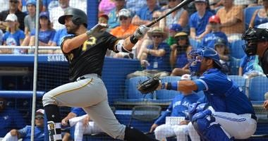 Francisco Cervelli HR