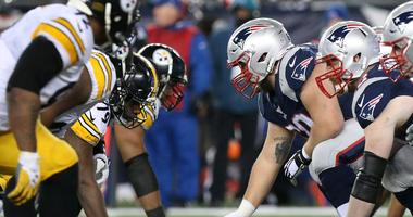 Pittsburgh Steelers at New England Patriots