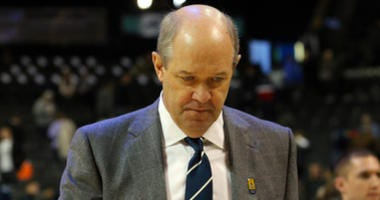 Kevin Stallings after ACC Tournament