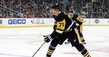 Evgeni Malkin Is Named The NHL's Third Star Of The Week