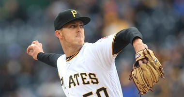 Pirates Starter Jameson Taillon Gets The Win At The Home Opener