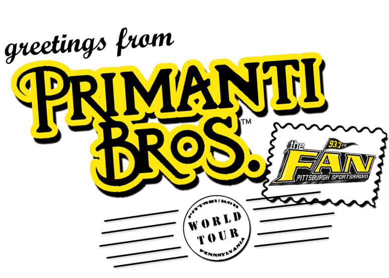 Primanti Brothers World Tour