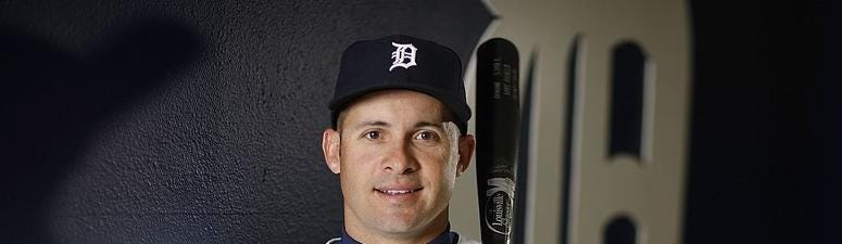 LAKELAND, FL - FEBRUARY 27: Mike Rabelo #71 of the Detroit Tigers poses during photo day at the Detroit Tigers Spring Training facility on February 27, 2010 in Lakeland, Florida.