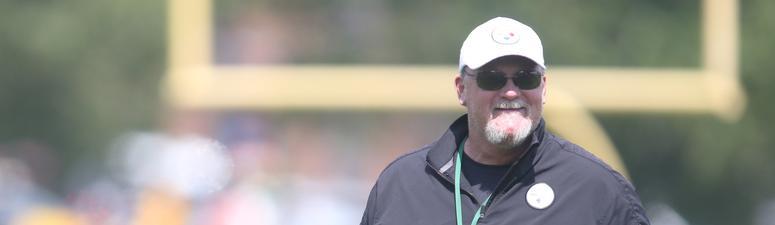 Steelers OC Randy Fitchtner