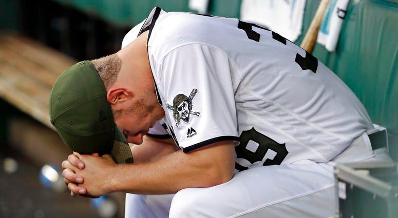 Pittsburgh Pirates' Chad Kuhl