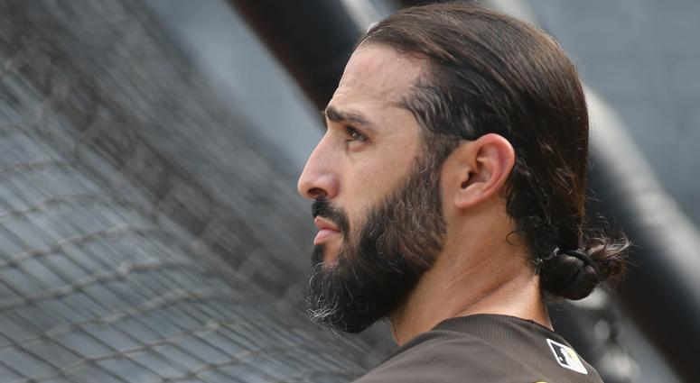 The Pirates DFA Sean Rodriguez
