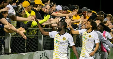 Pittsburgh Riverhounds SC Beat Hartford In Home Opener