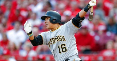 Pittsburgh Pirates' Jung Ho Kang