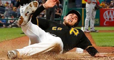 Pittsburgh Pirates' Joe Musgrove
