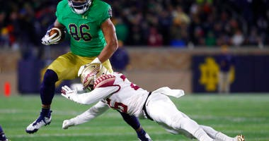 Notre Dame football vs Florida St