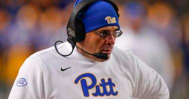 Pittsburgh head coach Pat Narduzzi