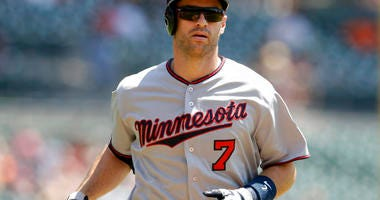 Minnesota Twins' Joe Mauer