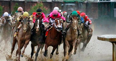 Kentucky Derby horse race